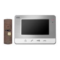 CTV DP401 комплект видеодомофона