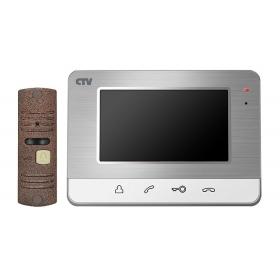 Комплект видеодомофона CTV DP401