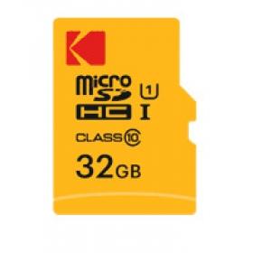 Карта памяти Kodak Micro SD HC 32 Гб