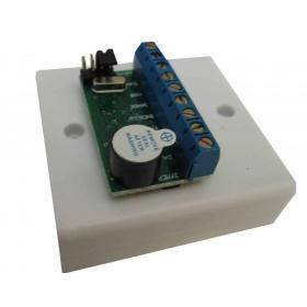 Контроллер электромагнитного замка Z-5R в монтажной коробке