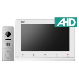 Комплект видеодомофона CTV DP4101AHD