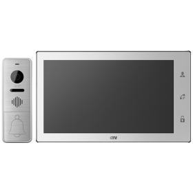 Комплект видеодомофона CTV DP4102AHD