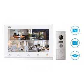 Комплект видеодомофона CTV DP-4101 AHD