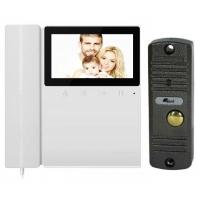 CDV-43K+BW6 комплект видеодомофона