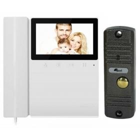 Комплект видеодомофона CDV-43K+BW6
