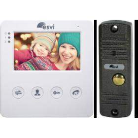 Комплект видеодомофона Esvi EVJ-46