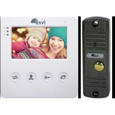 EVJ-46 комплект видеодомофона