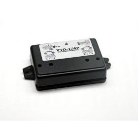 Усилитель, разветвитель видеосигнала VTD-1/4ТР