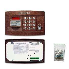 Блок вызова Цифрал CCD-2094.1/VC