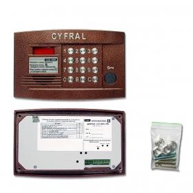 Блок вызова Цифрал CCD-2094.1/PK