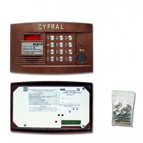 Блок вызова Цифрал CCD-2094.1/PVC