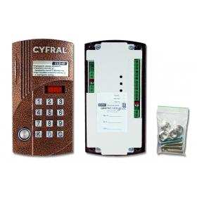 Вызывная аудиопанель Цифрал CCD-40/TC