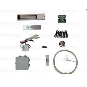 Комплект электромагнитного замка с ключами ТМ | СКУД-1