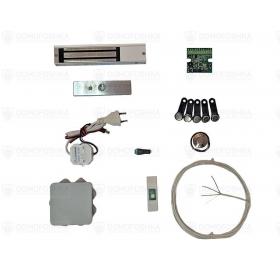 Комплект электромагнитного замка с ключами ТМ | СКУД-2
