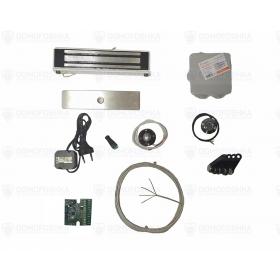 Комплект электромагнитного замка на калитку | СКУД-3