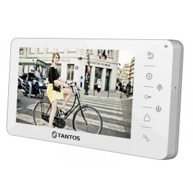 Монитор видеодомофона Amelie (White) VZ Tantos