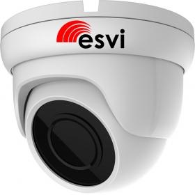 Купольная видеокамера   EVL-DB-H21F(2.8)