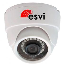 Купольная видеокамера  EVL-DL-H21F(2.8)