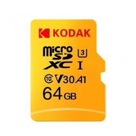Карта памяти Kodak Micro SD U3 64 Гб