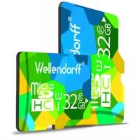 Wellendorff Micro SD 32 Гб. карта памяти